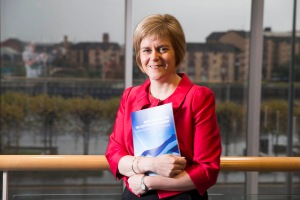 FM Nicola Sturgeon (from Scottish Government Flickr)